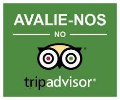 5 estrelas no Trip Advisor!